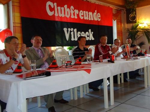 15 Jahre Clubfreunde Vilseck