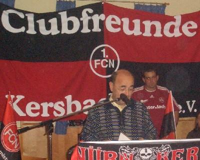 Clubfreunde Kersbach 2007 e.V.