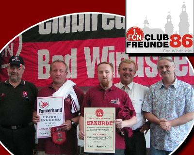 Clubfreunde 86 Bad Windsheim